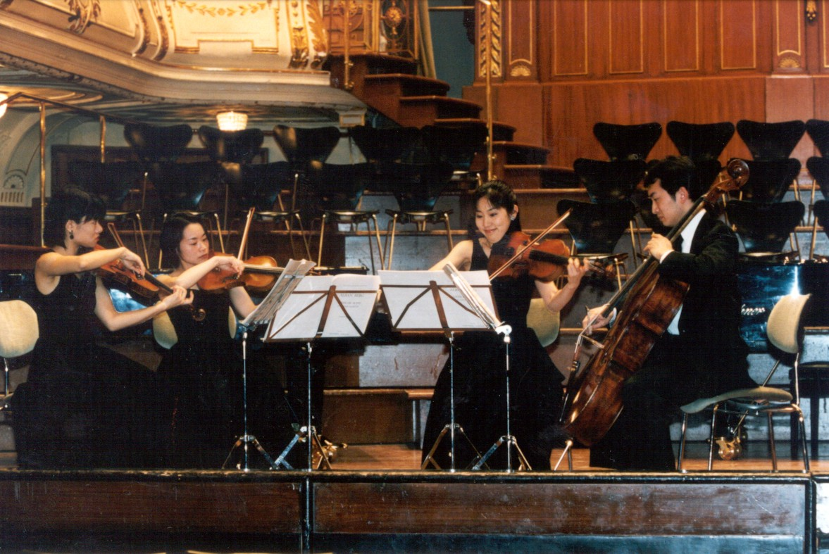 QUARTETTO ARMONICO