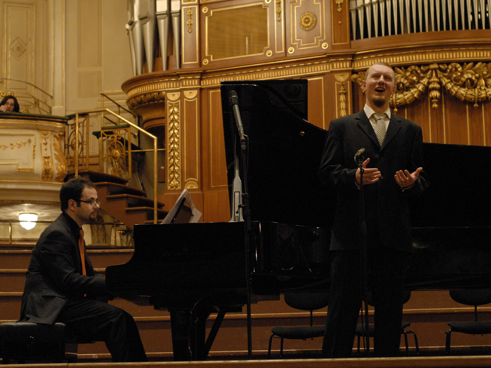 Duo Tomasz WIJA / David SANTOS